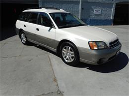 2002 Subaru Outback (CC-1392650) for sale in Gilroy, California