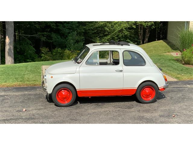1971 Fiat 500L (CC-1392651) for sale in Bartlett, New Hampshire