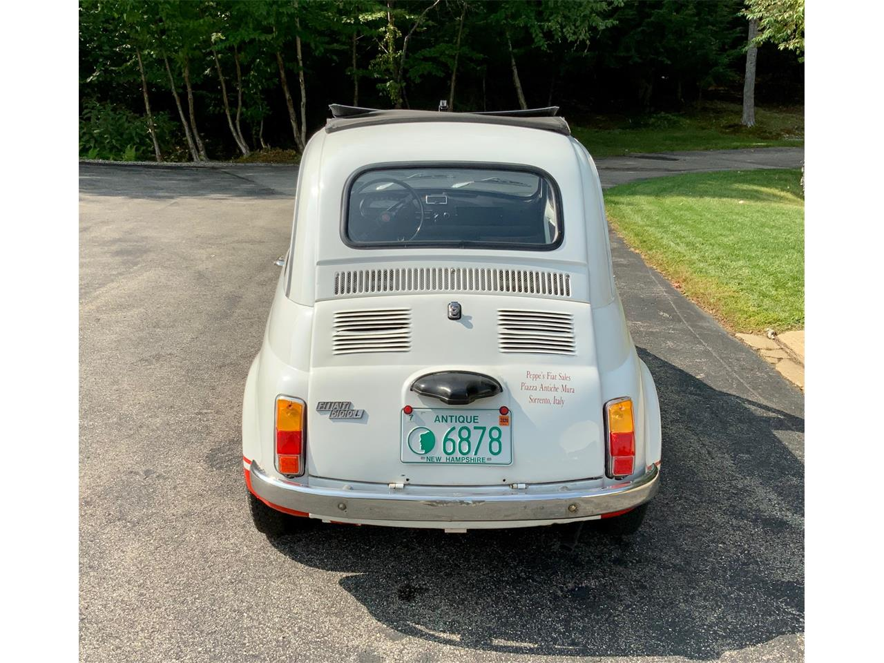 1971 Fiat 500L (CC-1392651) for sale in Bartlett, New Hampshire
