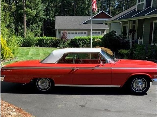 1962 Chevrolet Impala SS (CC-1392653) for sale in Silverdale, Washington