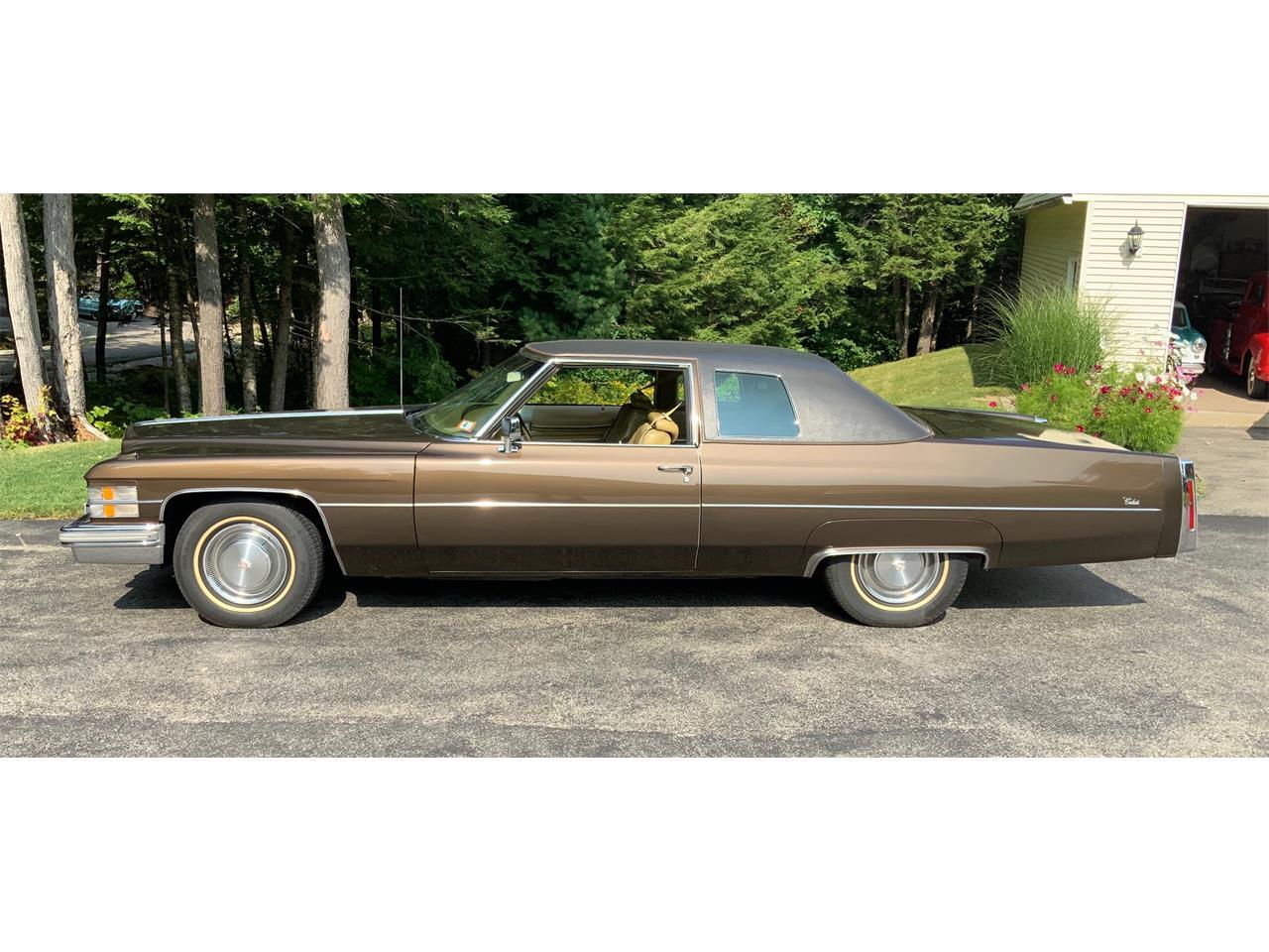 1973 Cadillac Calais (CC-1392658) for sale in Bartlett, New Hampshire