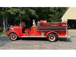 1937 International Fire Truck (CC-1392660) for sale in Bartlett, New Hampshire