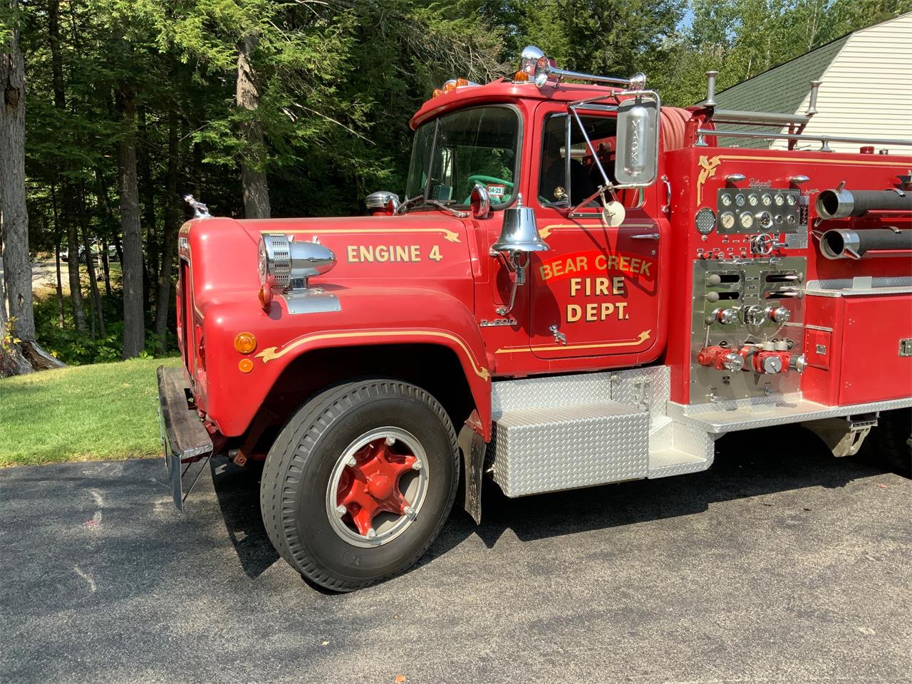 1968 Mack Truck (CC-1392661) for sale in Bartlett, New Hampshire