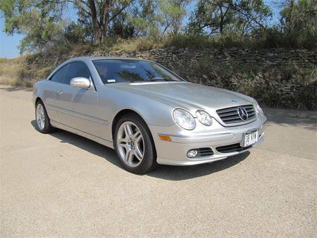2004 Mercedes-Benz CL600 (CC-1392669) for sale in Omaha, Nebraska