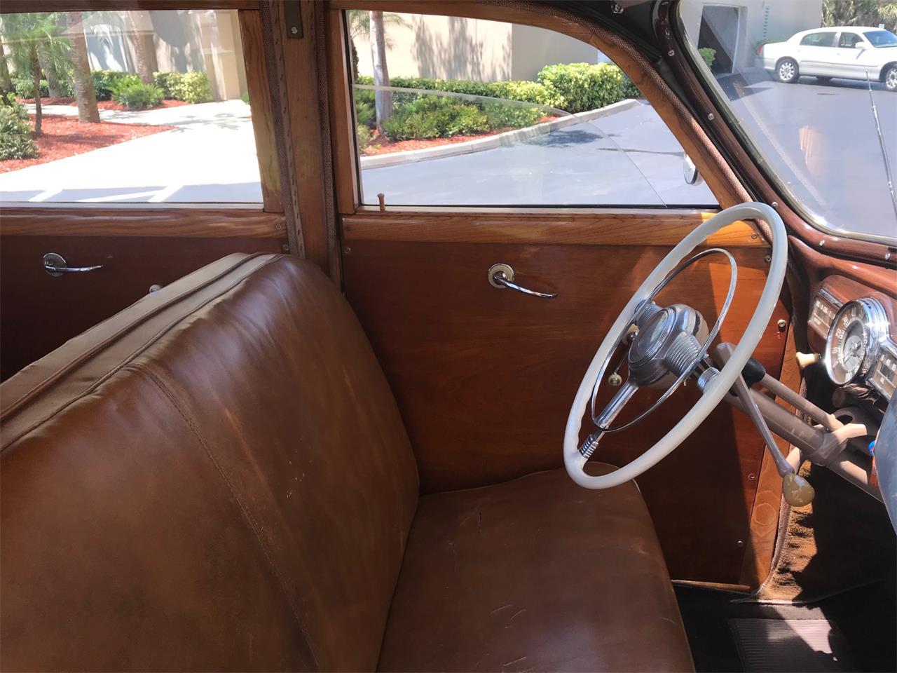 1947 Pontiac Wagon (CC-1392673) for sale in Cocoa beach, Florida