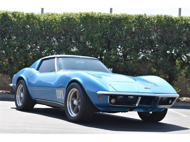 1969 Chevrolet Corvette (CC-1392675) for sale in Costa Mesa, California