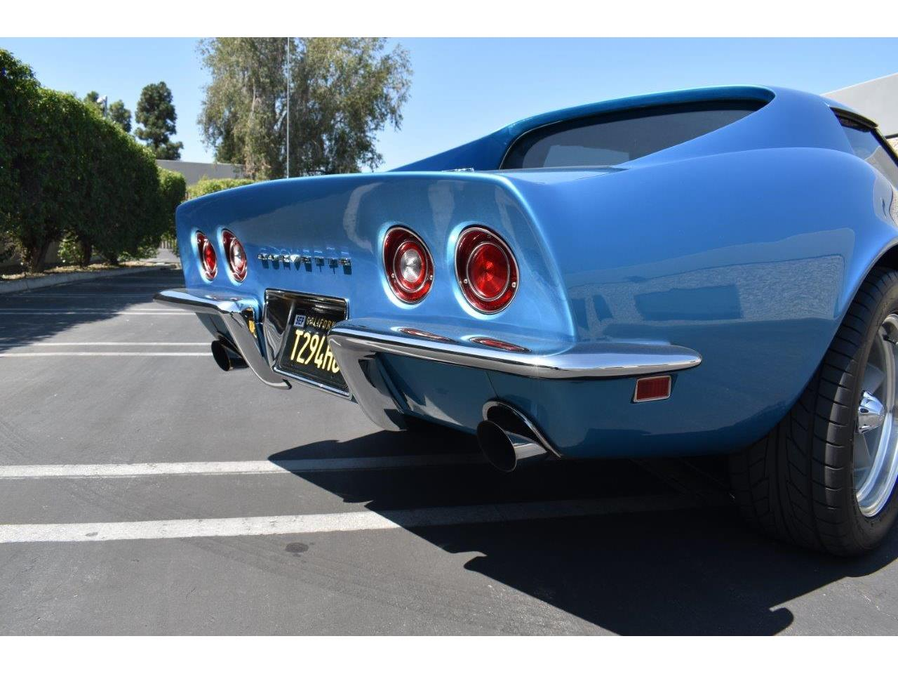 1969 Chevrolet Corvette (CC-1392675) for sale in Costa Mesa, California