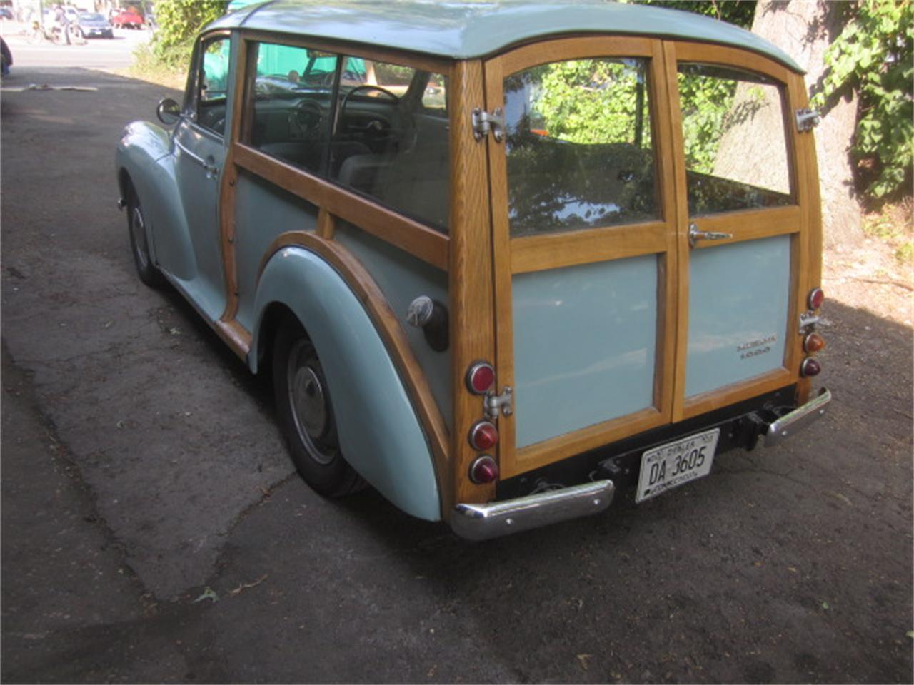 1967 Morris Minor Traveler Woodie (CC-1392679) for sale in Stratford, Connecticut