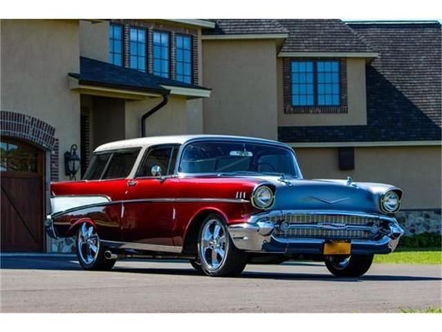 1957 Chevrolet Nomad (CC-1392681) for sale in Stillwater, New York