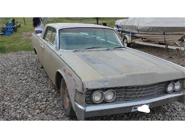 1965 Lincoln Continental (CC-1392684) for sale in Ridgway, Colorado