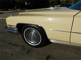 1973 Cadillac 2-Dr Coupe (CC-1392686) for sale in Woodland Hills, California