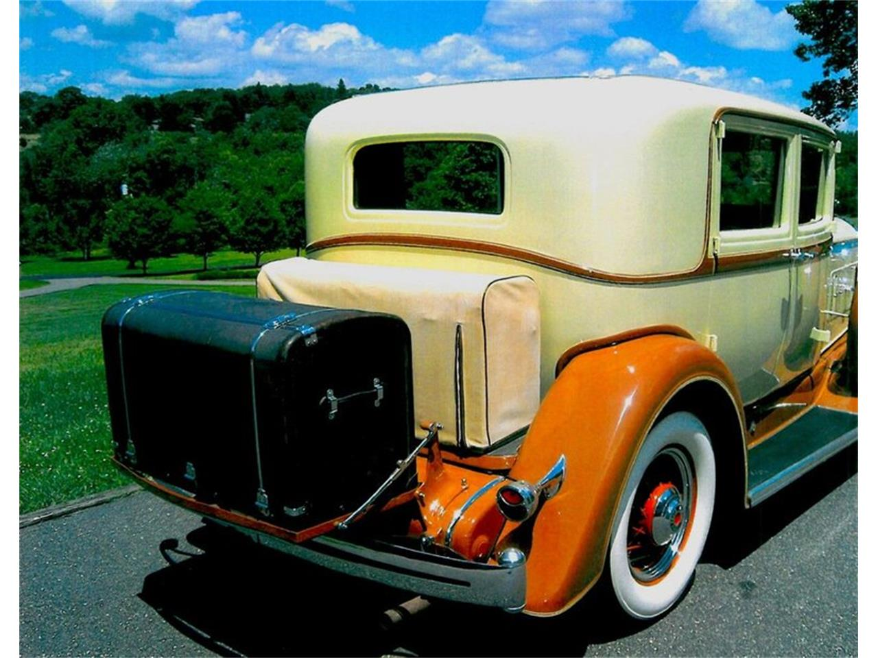 1933 Packard 110 (CC-1390269) for sale in Saratoga Springs, New York