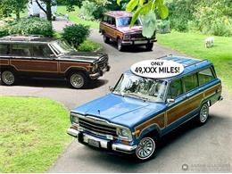 1986 Jeep Grand Wagoneer (CC-1392690) for sale in BEMUS POINT, New York