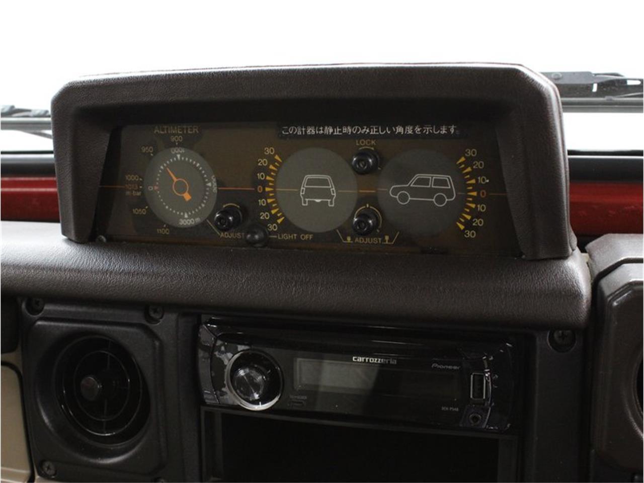 1984 Toyota Land Cruiser FJ (CC-1392694) for sale in Christiansburg, Virginia