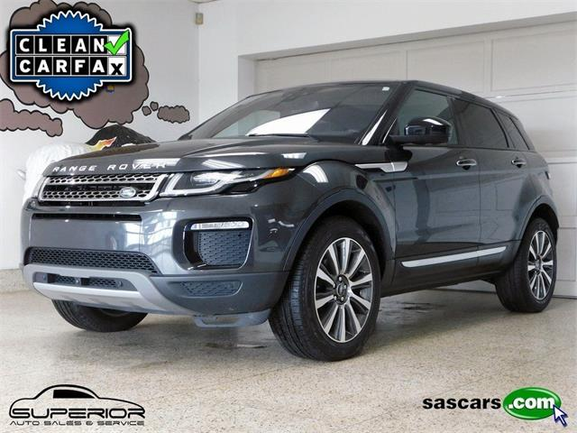 2018 Land Rover Range Rover Evoque (CC-1390027) for sale in Hamburg, New York