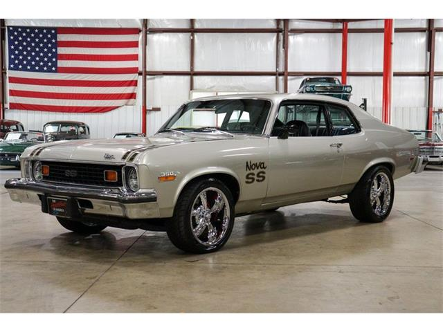 1974 Chevrolet Nova (CC-1392700) for sale in Kentwood, Michigan