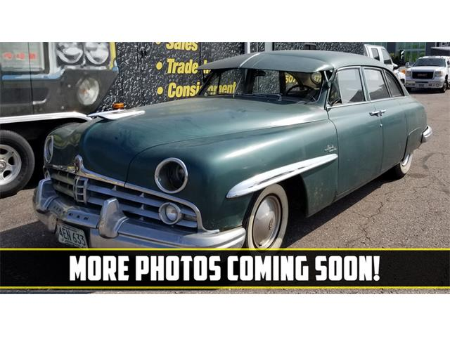 1949 Lincoln Cosmopolitan (CC-1392728) for sale in Mankato, Minnesota