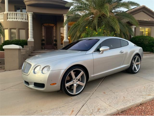 2004 Bentley Continental (CC-1392750) for sale in Peoria, Arizona