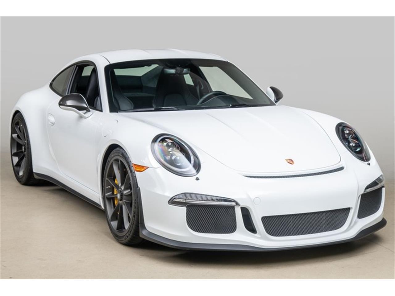 2016 Porsche 911 R (CC-1392763) for sale in Scotts Valley, California