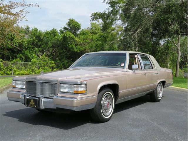 1991 Cadillac Brougham (CC-1392768) for sale in Lakeland, Florida