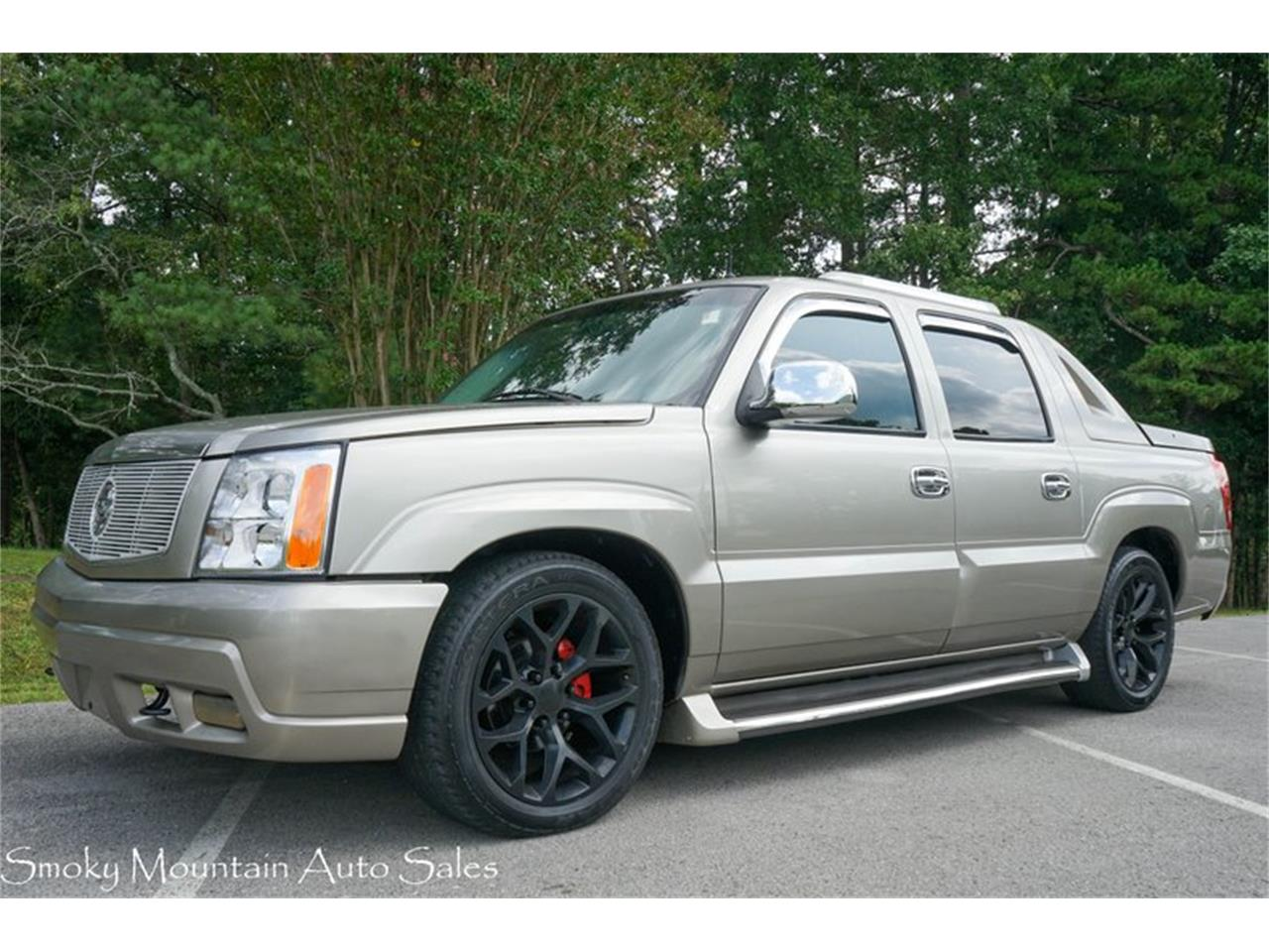 2002 Cadillac Escalade (CC-1392772) for sale in Lenoir City, Tennessee