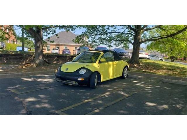1998 Volkswagen Beetle (CC-1392773) for sale in Cadillac, Michigan