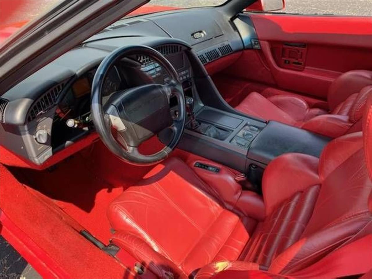 1991 Chevrolet Corvette (CC-1392774) for sale in Cadillac, Michigan