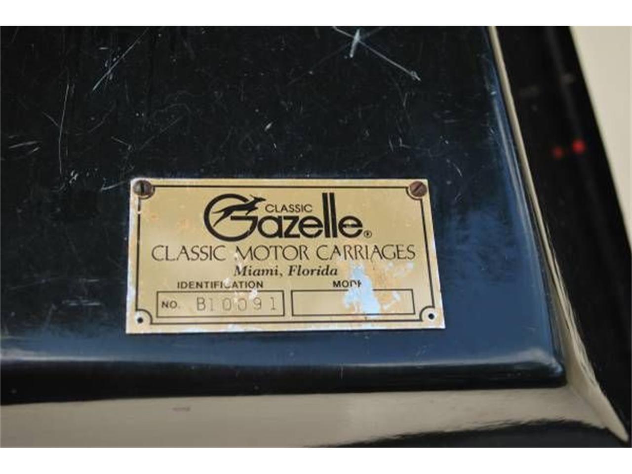 1929 Mercedes-Benz Gazelle (CC-1392777) for sale in Cadillac, Michigan
