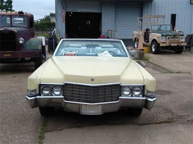 1969 Cadillac DeVille (CC-1392788) for sale in Cadillac, Michigan
