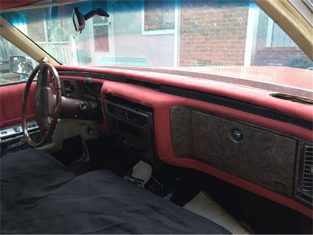 1979 Cadillac Coupe DeVille (CC-1392789) for sale in Cadillac, Michigan