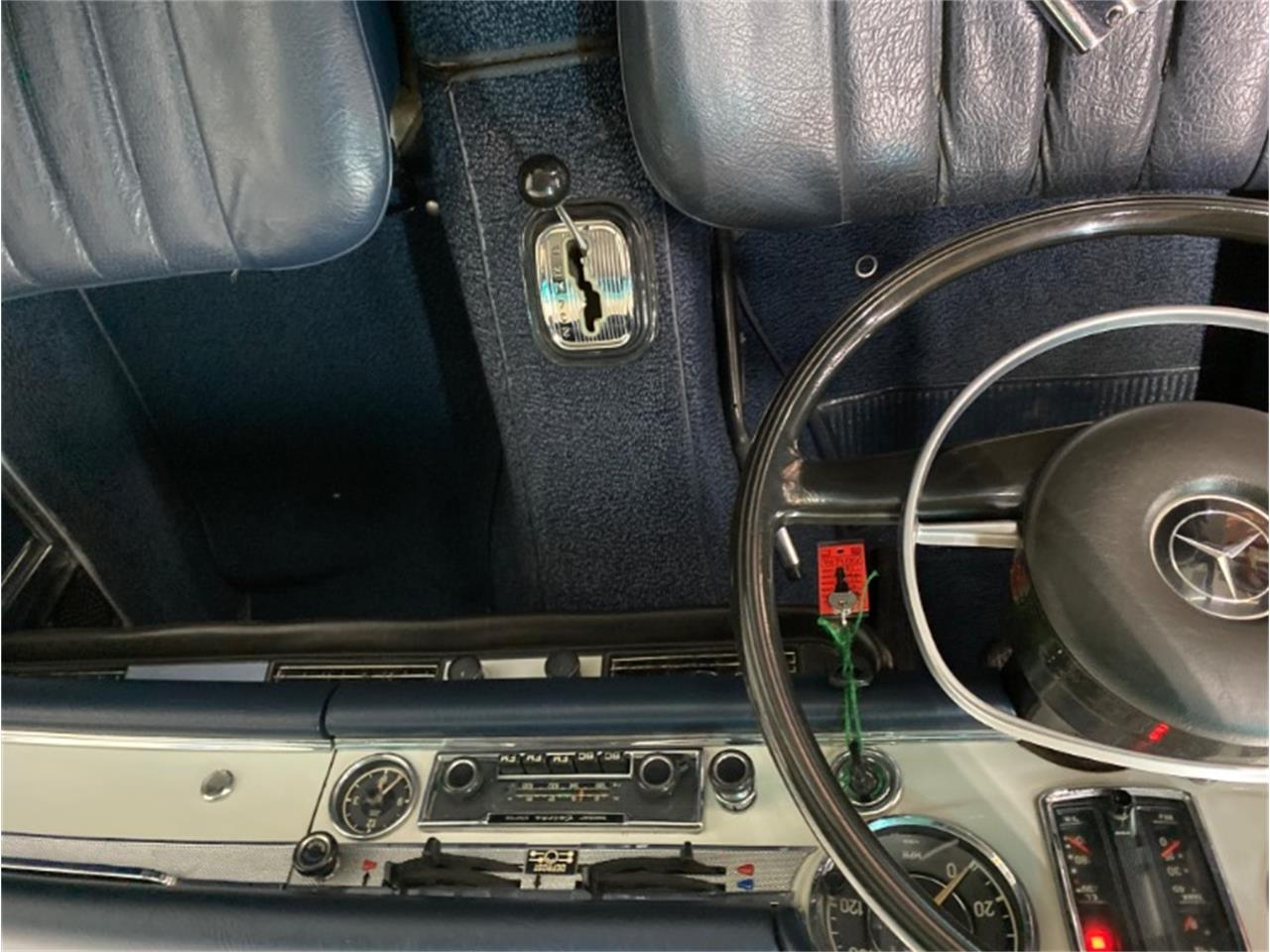1971 Mercedes-Benz 280SL (CC-1392792) for sale in Mundelein, Illinois