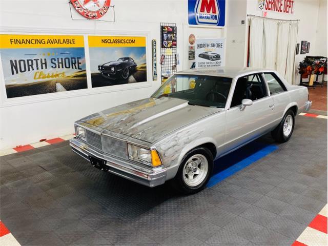 1980 Chevrolet Malibu (CC-1392796) for sale in Mundelein, Illinois