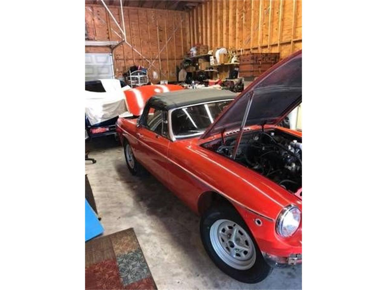 1979 MG MGB (CC-1392798) for sale in Cadillac, Michigan