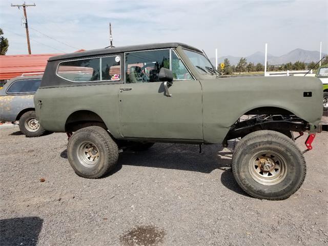 1979 International Scout II (CC-1392800) for sale in Redmond, Oregon