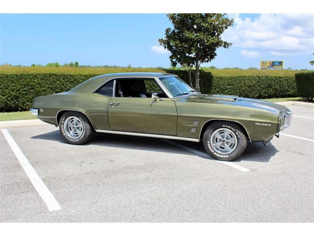 1969 Pontiac Firebird (CC-1392813) for sale in Sarasota, Florida
