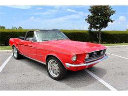 1968 Ford Mustang (CC-1392814) for sale in Sarasota, Florida