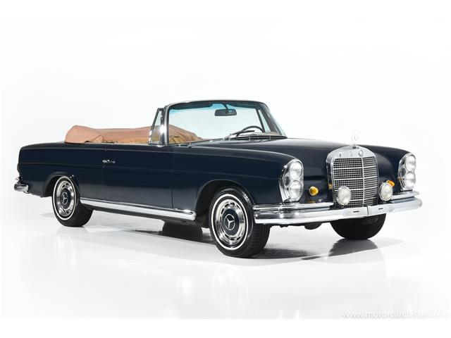 1968 Mercedes-Benz 280SE (CC-1392826) for sale in Farmingdale, New York