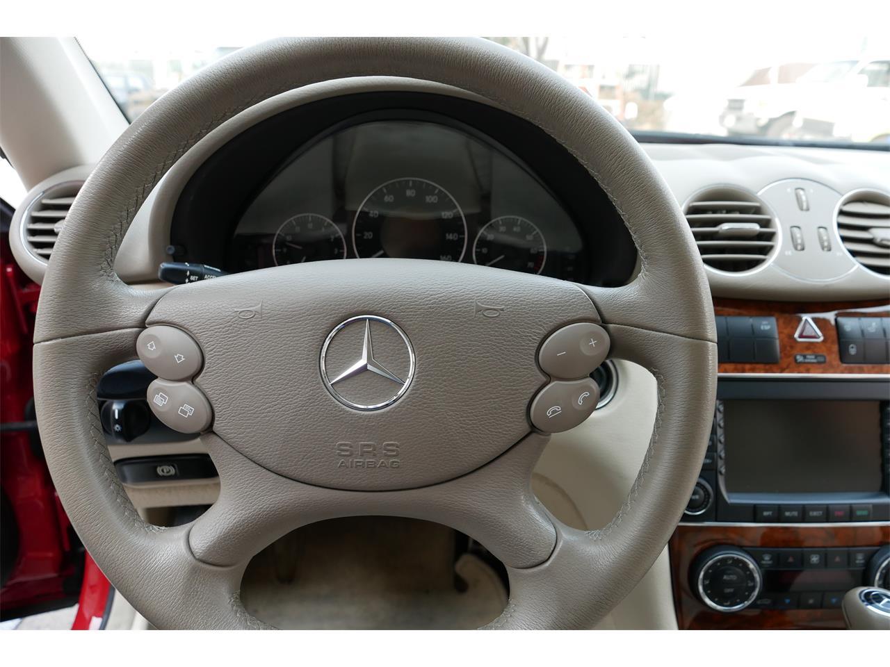 2008 Mercedes-Benz CLK-Class (CC-1390283) for sale in Reno, Nevada