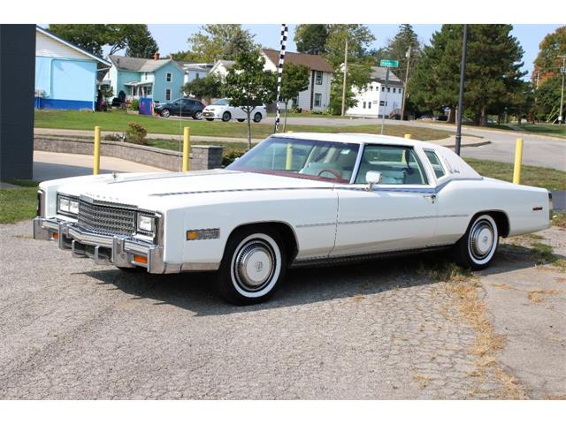 1978 Cadillac Eldorado Biarritz (CC-1392833) for sale in Hilton, New York