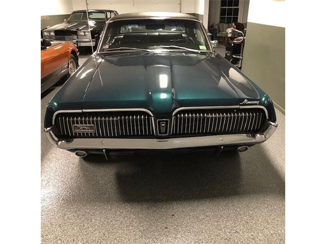 1967 Mercury Cougar (CC-1392834) for sale in Hilton, New York
