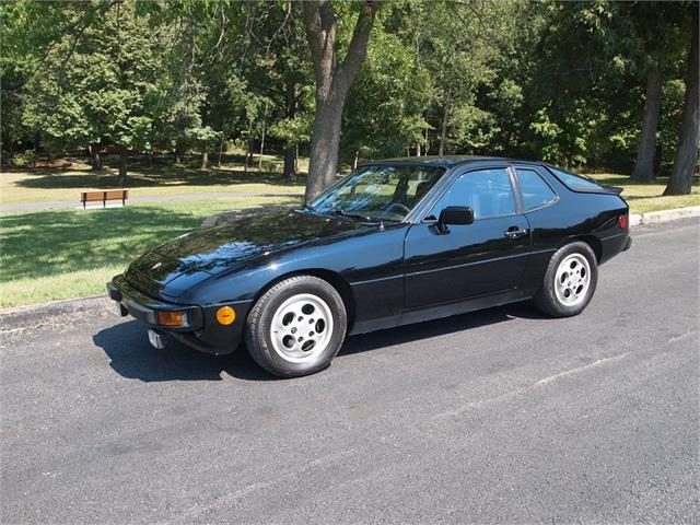 1987 Porsche 924 (CC-1392835) for sale in Leawood, Kansas