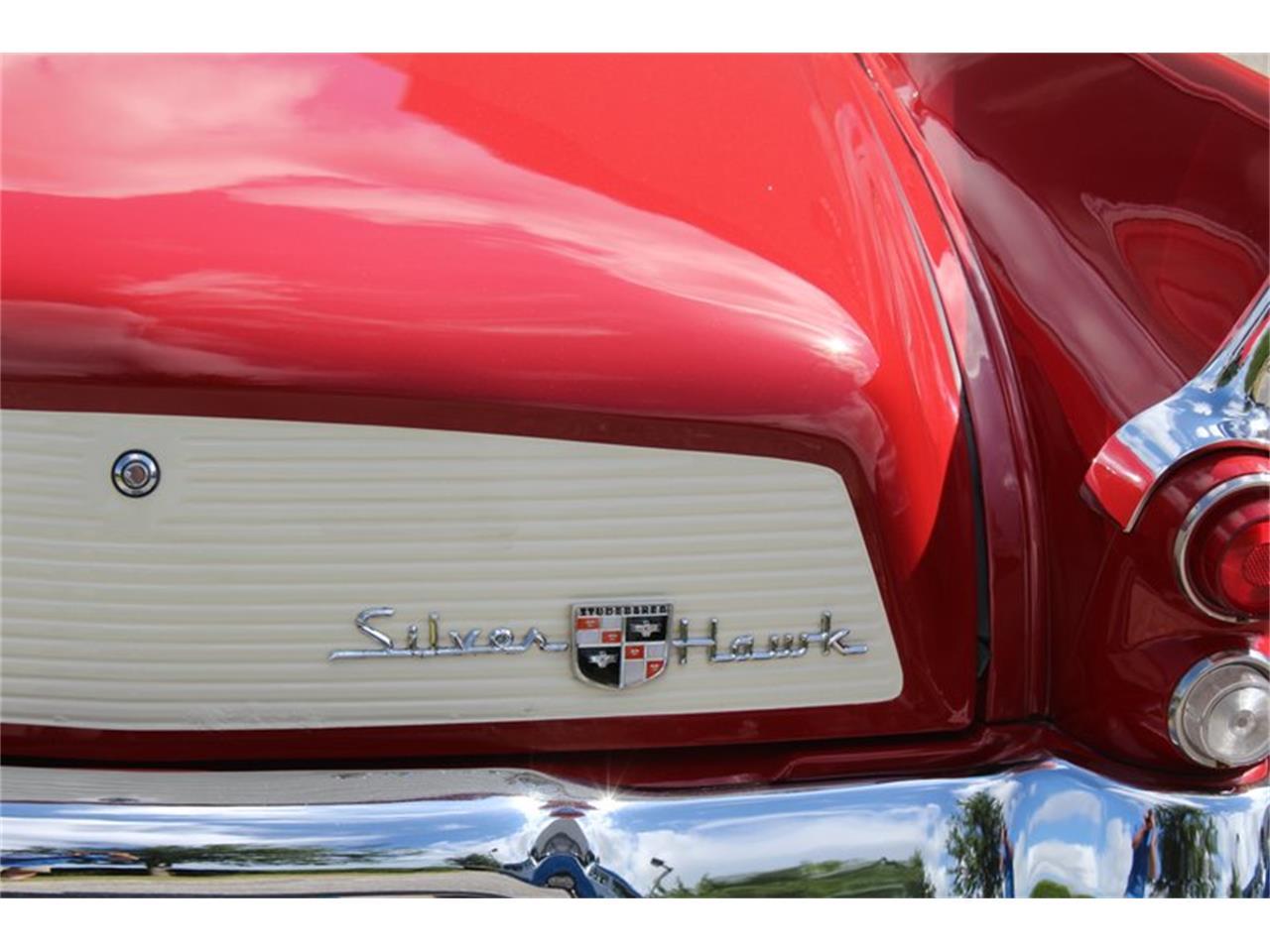 1958 Studebaker Silver Hawk (CC-1392842) for sale in Sarasota, Florida
