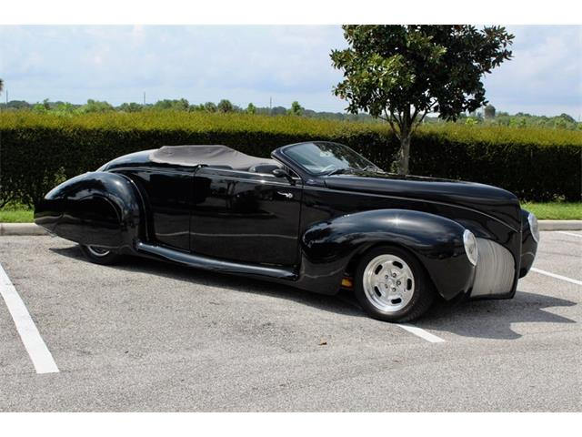 1939 Lincoln Zephyr (CC-1392844) for sale in Sarasota, Florida