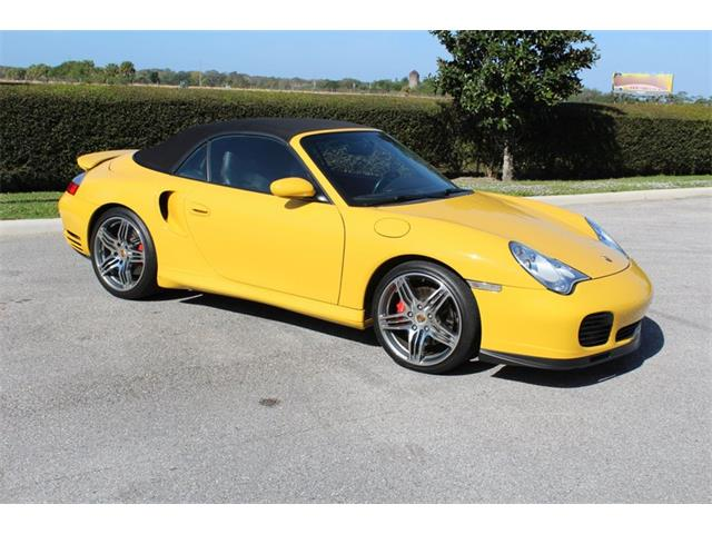 2004 Porsche 911 (CC-1392849) for sale in Sarasota, Florida