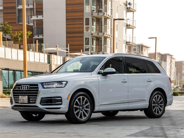 2017 Audi Q7 (CC-1392858) for sale in Marina Del Rey, California