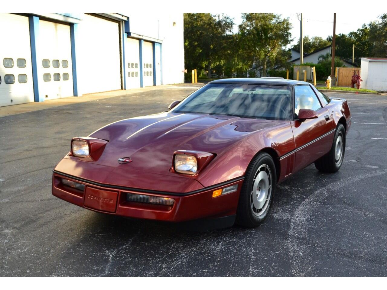 1986 Chevrolet Corvette (CC-1392862) for sale in Clearwater, Florida