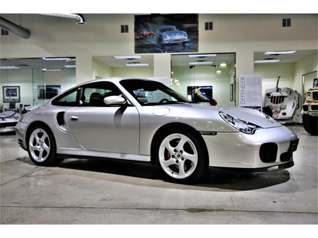 2003 Porsche 911 (CC-1392865) for sale in Chatsworth, California
