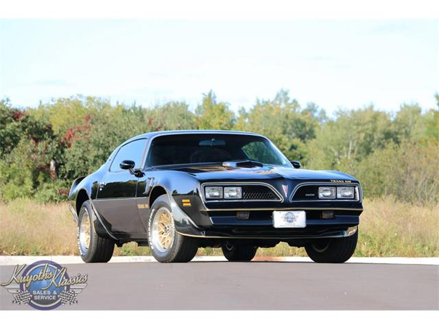 1977 Pontiac Firebird (CC-1392868) for sale in Stratford, Wisconsin