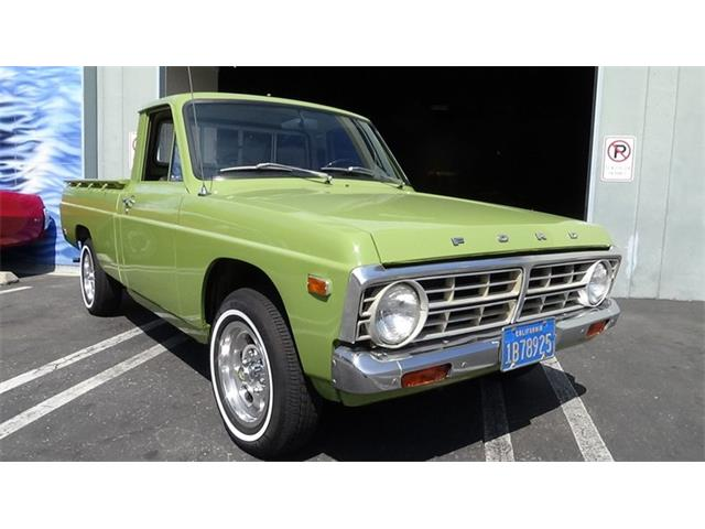 1975 Ford Courier (CC-1392882) for sale in Laguna Beach, California