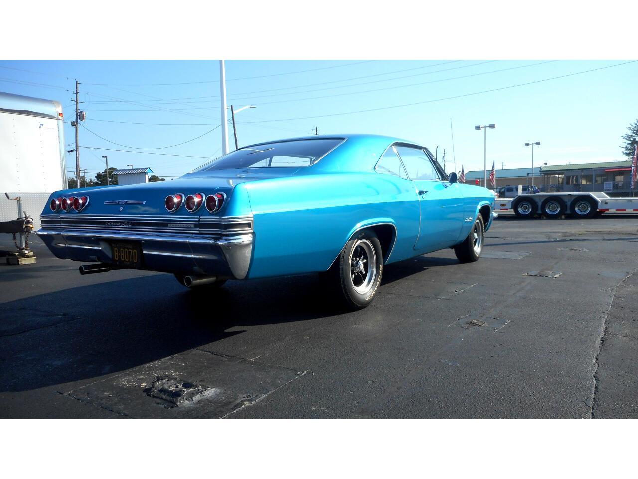 1965 Chevrolet Coupe (CC-1392885) for sale in Greenville, North Carolina